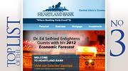 No. 3: Heartland Bank