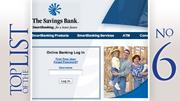 No. 6: Savings Bank