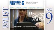 No. 9: Columbus First Bank