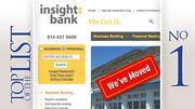 No. 1: Insight Bank