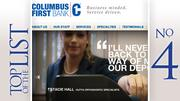 No. 4: Columbus First Bank