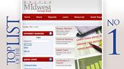 No. 1: United Midwest Savings Bank Location: Columbus Change in Central Ohio deposits: -22.3 percent