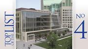 No. 4: Messer Construction Co. 2011 projects awarded:$122.1 million Project pictured:Renovation/addition to 120 W. Gay St.