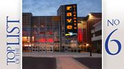 No. 6: Continental Building Systems 2011 projects awarded:$103.4 million Project pictured:Rave Theater - Grove City