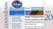 Company: Kroger Co.Rank: 20Amount given: $183,800,000