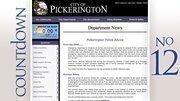 PickeringtonViolent crime rate: 0.93Ohio rank: 162nd-mostPopulation: 18,304