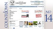 GroveportViolent crime rate: 1.68Ohio rank: 104th-mostPopulation: 5,367
