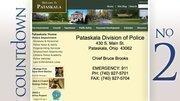 PataskalaViolent crime rate: 0.33Ohio rank: 267th-mostPopulation: 14,973