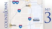 Harrison County2012 sales tax revenue: $1.23 millionIncrease from 2011: 25.6% Drilling permits: 64