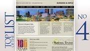 Burgess & Niple Inc.2012 Central Ohio billings: $21.8 millionHeadquarters: Columbus