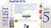 Englefield Oil Co.Central Ohio employees: 4222012 revenue: $1 billion