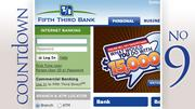 Fifth Third BankNumber of loans: 10,133Amount lent: $1.2 billion