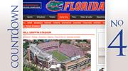 No. 4: Florida Number of five-star recruits: 2