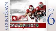 No. 6: Oklahoma Number of five-star recruits: 1