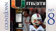 No. 8: Miami Number of five-star recruits: 1