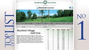 Muirfield Village Golf Club2012 USGA slope rating: 153Course rating: 76.9Location: Dublin