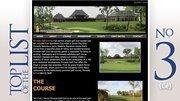 Pinnacle Golf Club2012 USGA slope rating: 140Course rating: 76.1Location: Grove City