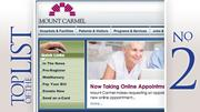 No. 2: Mount Carmel Health System Where: Columbus Patient admissions: 62,998