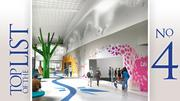 No. 4: Nationwide Children's Hospital Where: Columbus Patient admissions: 19,002
