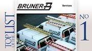 No. 1: Bruner Corp. Based: Hilliard Central Ohio revenue: $59.5 million