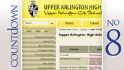Upper Arlington High SchoolRank in Ohio: 25Rank in U.S.: 619