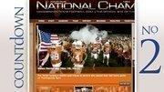 Coach: Mack BrownSchool: University of TexasSalary: $5.35M2012 Record: 8-3