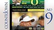 Coach: Chip KellySchool: University of OregonSalary: $3.5M2012 Record: 11-1