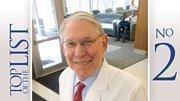 No. 2: Steven GabbeJob title: Senior VP-health services, CEO of Wexner Medical Center2012 salary: $820,000