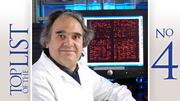 No. 4: Carlo CroceJob title: Chair, director of human cancer genetics for the college of medicine2012 salary: $766,788