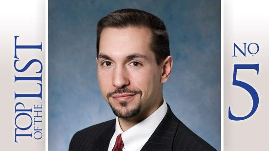 No. 5: Ronney AbazaJob title: Associate professor, physician for the FPG-Urology department2012 salary: $752,148