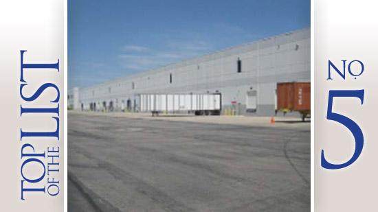 107 Heritage Drive, PataskalaSized of leased space: 318,520Tenant: Menlo Worldwide Logistics
