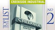 No. 2: Creekside Industrial CenterSquare feet of completed space: 9 millionTenant sampling: Whirlpool, Exel