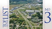 No. 3: Newark Ohio Industrial ParkSquare feet of completed space: 6.1 millionTenant sampling: Hendrickson, Ohio Metal Technology