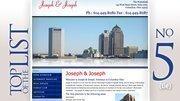 Joseph & Joseph LPAFamily law attorneys: 4 Share of caseload: 50%