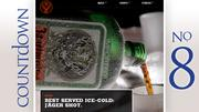 Brand: Jagermeister Gallons sold: 258,700