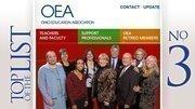 No. 3: Ohio Education Association 2011 lobbying expenditure in Ohio:$18,588