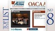 No. 8: Ohio Association of Community Action Agencies 2011 lobbying expenditure in Ohio:$12,721