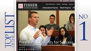 No. 1: Ohio State University Fisher College of BusinessLocation: 2100 Neil Ave.MBA students: 639