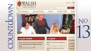 No. 13: Walsh University Midwest region rank: 66Based: North Canton Tuition: $24,690