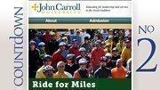 No. 2: John Carroll UniversityMidwest region rank: 7Based: University HeightsTuition: $33,180
