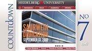 No. 7: Heidelberg UniversityMidwest region rank: 46Based: TiffinTuition: $23,670
