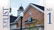 No. 1: Fifth Third Bank 2011 home loans closed:6,271