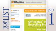 No. 1: OM Workspace/OfficeMaxBased: ColumbusArea employees: 320
