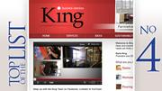 No. 4: King Business Interiors Inc. Based: ColumbusArea employees: 40