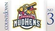 Toledo Mud HensOhio rank: 3League: International LeagueAverage attendance: 7,616