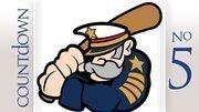Lake County CaptainsOhio rank: 5League: Midwest LeagueAverage attendance: 3,533