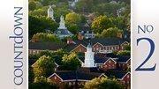 Ohio UniversityBased: AthensBachelor's degrees awarded in 2010-11: 4,630