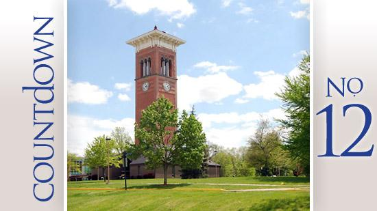 No. 12: Central State University Rank: 1,049 Cost: $72,150 30-year return on investment: -$39,900