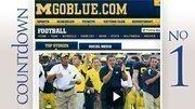 University of MichiganRank: 92011 Record: 11-2OSU game: Nov. 24 (at Ohio State)
