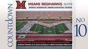 Miami UniversityRank: 692011 Record: 4-8OSU game: Sept. 1 (at Ohio State)